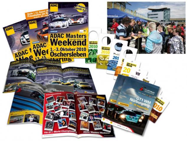 Event-Kommunikation, Event-Design, ADAC, Jan Solterbeck, Design und Grafik